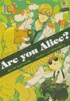Are You Alice ? อาร์ยูอลิซ ? เล่ม 4