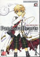 Pandora Hearts แพนโดร่า ฮาร์ทส์ เล่ม 1