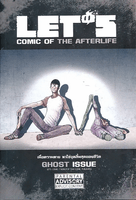 Let's Comic of the Afterlife - Ghost Issue