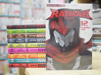 RATMAN ฮีโร่พันธุ์จิ๋ว เล่ม 1-12 (ขาดเล่ม 9/11)