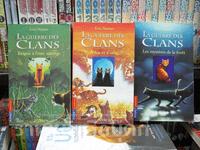 La Guerre Des Clans Vol.1-3 (France ภาษาฝรั่งเศส)