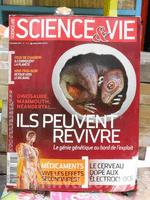 Science & Vie December 2011