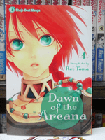 Dawn of the Arcana Vol.1 (English)