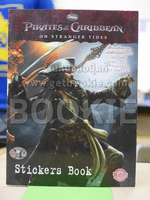 Pirate of the Caribbean on Stranger Tides (Stickers Book)