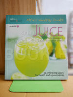 Juice คั้นจากผลไม้และผักสดๆ
