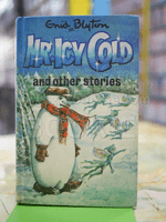 MR.ICY COLD and other stories