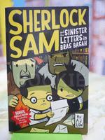 SHERLOCK SAM and SINISTER LETTERS in BRAS BASAH