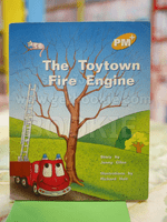 The Toytown Fire Enging