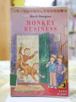 MONKEY BUSINESS (ด้านในมีรอยคราบน้ำ)