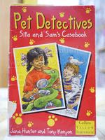 Pet Detectives Sita and Sam' Casebook