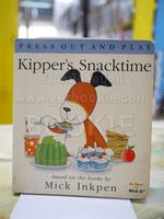 Kipper's Snacktime ( กระดาษแข็ง)