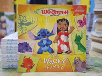 LILO&STITCH The Series One wacky Family