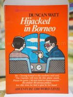 Hijacked in Borneo