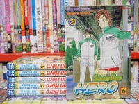 Crimson Hero เล่ม 1-6