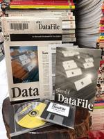 Data File ระบบเก็บข้อมูล สำหรับ Window 95
