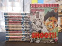 Shoot!! ภาค คำท้าทายของชายชาตรี  12 เล่มจบ