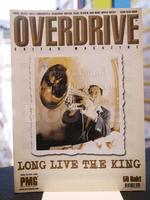 OVERDRIVE GUITAR MAGAZINE ISSUE 101 DECEMBER 2006