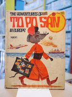 THE ADVENTURES OF TO P SAN IN EUROPE