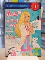 Barbie i can be a pet vet