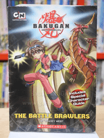 THE BATTLE BRAWLERS