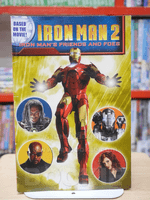 IRON MAN 2 IRON MAN'S FRIENNDS AND FOES