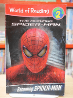 World of Reading Becoming SPIDER-MAN