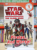 STAR WARS THE CLONE WARS Pirates...And Worse!