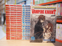 Vampire Knight 19 เล่มจบ