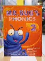 MR.BUG'S PHONICS 2 (มีรอยขีดเขียน)