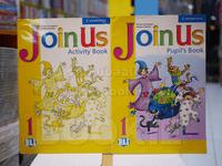 Joinus pupil's Book + Joinus Activity Book (มีรอยขีดเขียน)