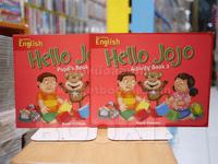 Hello JoJo Pupil's Book + Activity Book 2