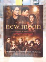 NEW MOON : THE OFFICCIAL ILLUSTRATED MOVIE COMPANION นวจันทร์ทรา ภาพยนตร์