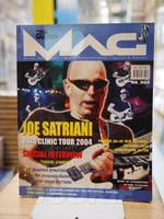 The Guitar Mag No.363 Joe Satriani (ด้านหลังมีรอยแหว่ง)