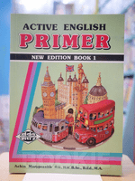 ACTVE ENGLISH PRIMER NEW EDITION BOOK 1
