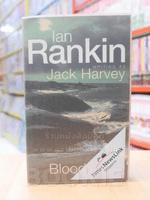 lan RANKIN WRITING AS Jack Harvey - BLOOD Hunt