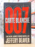 CARTE BLANCHE 007 - JEFFERY DEAVER