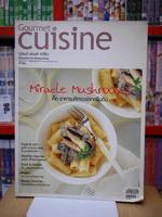Gourmet & Cuisine September 0'9 (ด้านในถูกตัด 1 แผ่นเล็กน้อย)