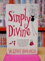 SIMPLY DIVING - WENDY HOLDEN