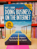 Doing More Business On The Internet - mary J. Cronin