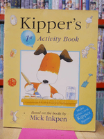 Kipper's 1st Activity Book