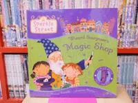 Sparkle Street Wizard Stargazer's Magic Shop