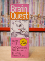 Brain Quest Ages 4-5