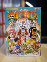 One Piece วันพีช เล่ม 72