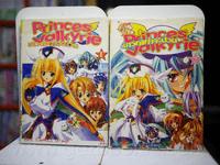 Princess Valkyrie เทวดาท่าจะป่วน 2 เล่มจบ