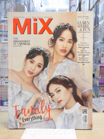 Mix magazine Issue 125 April 2017 เต็มฟ้า - ศุภรา - นัดดาภรณ์