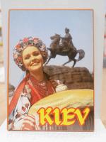 โปสการ์ด Kiev ขนาด 10.5 X 15 cm