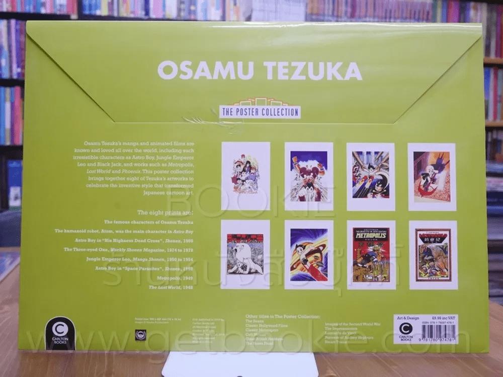 โปสเตอร์ โอซามุ The Manga Art of Osamu Tezuka ขนาด 305 X 407 mm (12 X 16 in)