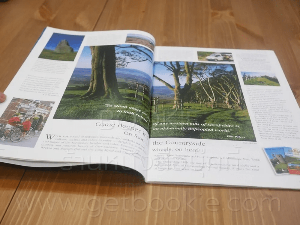 Shropshire and The Welsh Borders Ad 2002