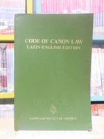 Code of Canon Law Latin - English Edition