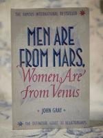 Men are from Mars, Women are from Venus (ภาษาภาษาอังกฤษ)